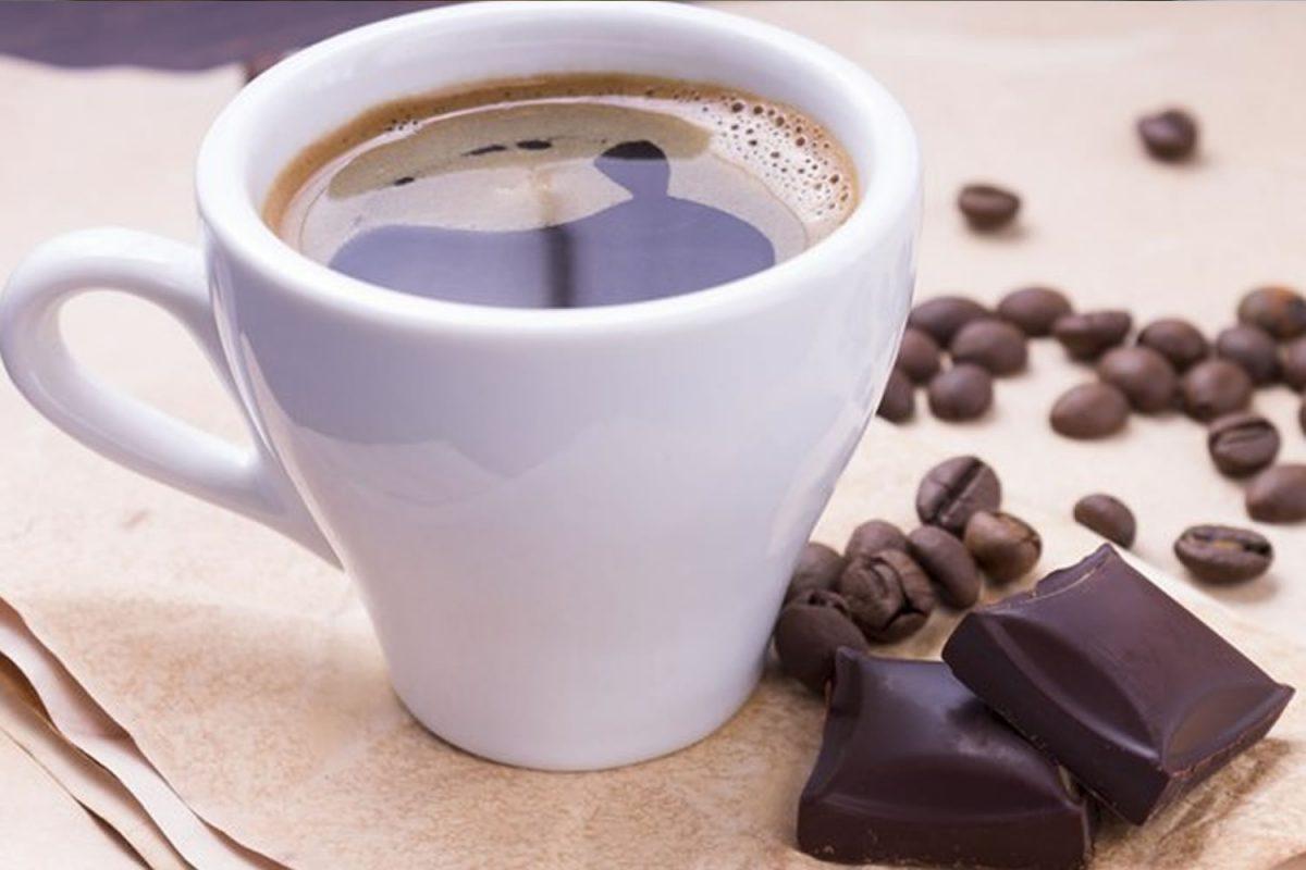 têm em comum o café e o chocolate
