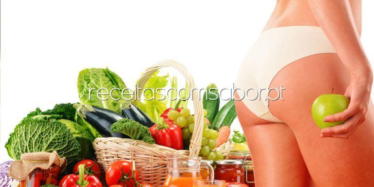Tem celulite? Sabe quais os alimentos que deve evitar?