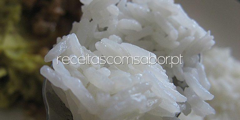 cozinhar arroz da forma perfeita