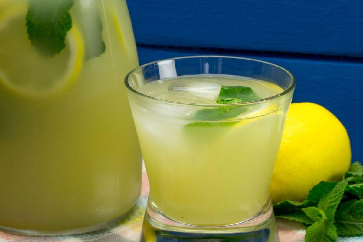 Limonada de limão