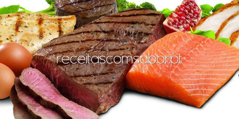 quantidade ideal de proteína