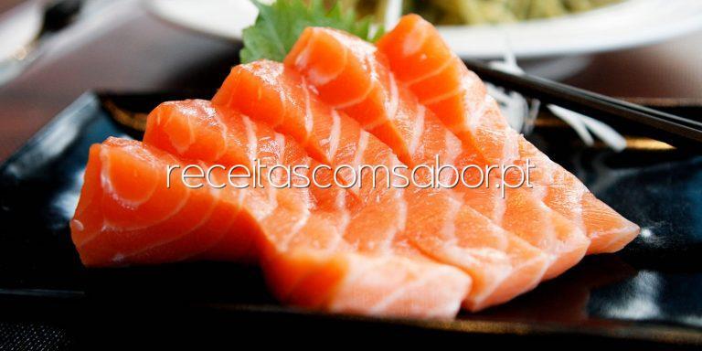 salmão na dieta
