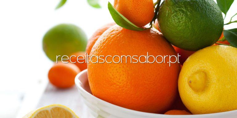 comer mais citrinos