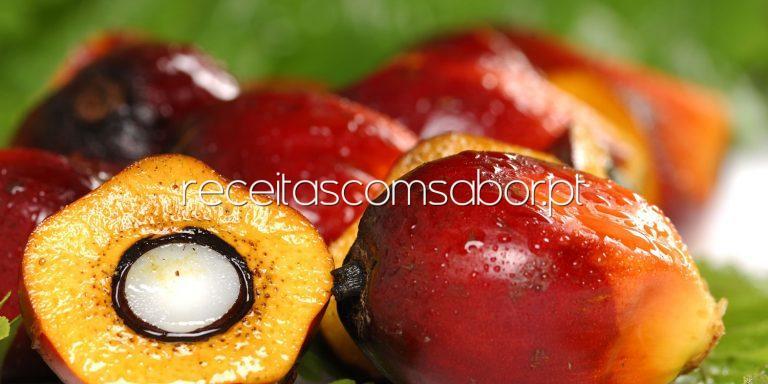 Alimentos que escondem o óleo de palma