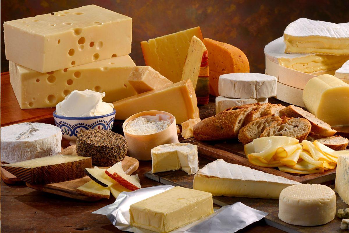 O queijo