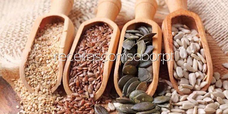 As cinco melhores sementes para um coração saudável