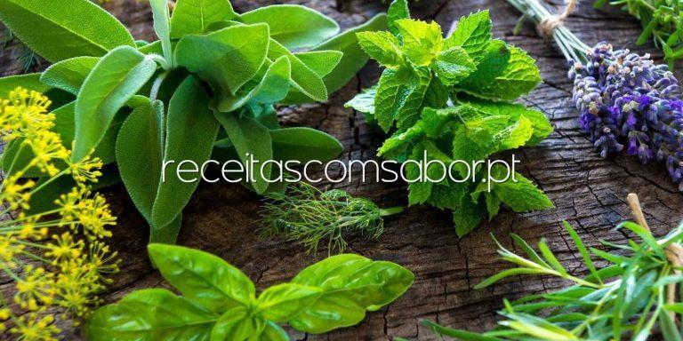 Ervas aromáticas que trazem sabor e saúde às suas refeições