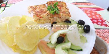 Omelete de Forno
