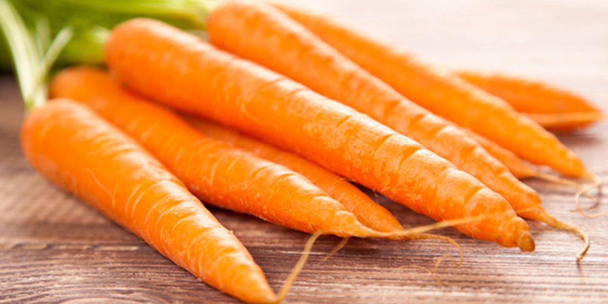 sumo de cenoura