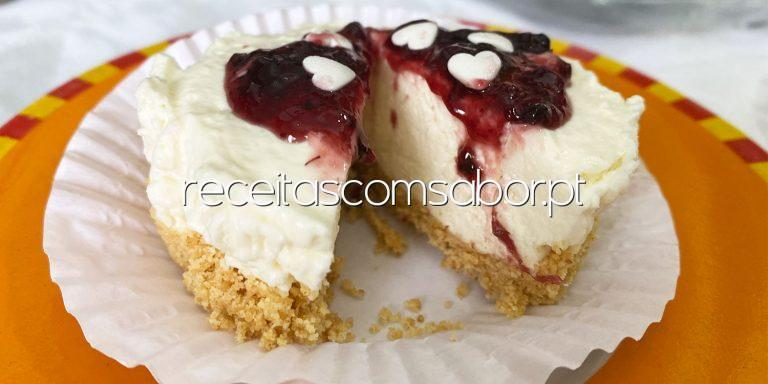 Mini Cheesecake S.Valentim