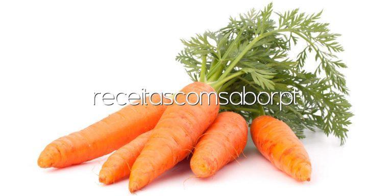 Os benefícios da cenoura